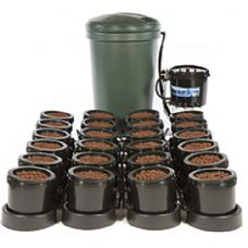 IWS Flood and Drain Basic 24 Pot System